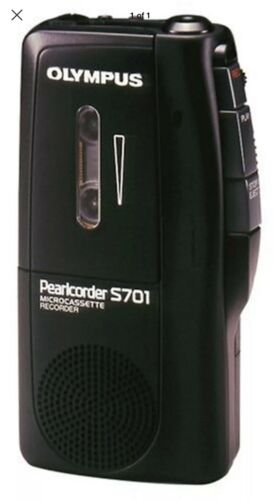 Olympus Pearlcorder S701 Microcassette Recorder (S701ACC)