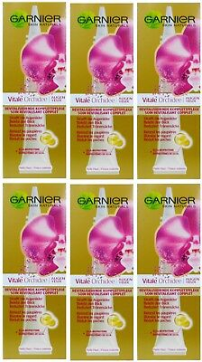 6 x 15ml Garnier Skin Naturals Vital Restore Eye Cream for Mature Eyes 50+