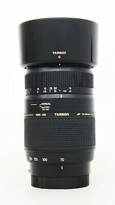 # Tamron 70-300mm f/4.0-5.6 Macro AF Lens For Minolta S/N 293063