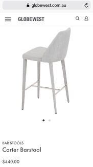 Globewest Carter Barstool