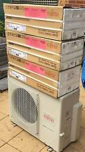 Fujitsu Multi Head Split System Air Conditioner Montmorency Banyule Area Preview
