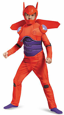 Big Hero 6 Boy's Baymax Deluxe Halloween Dress-Up - Baymax Halloween Kostüme