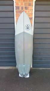 Surfboard - Vessel Zephyr 6'0' Belrose Warringah Area Preview