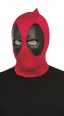 Deluxe Deadpool Mask Adult Costume Accessory NEW