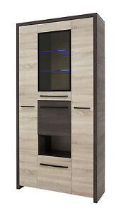 KOLDER-Glass-Door-Display-Unit-with-LED-lighting-drinks-cabinet