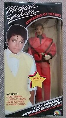 Michael Jackson Superstar of The 80s Authentic Thriller - Michael Jackson Thriller Outfit