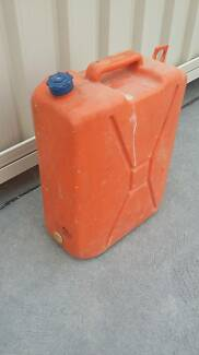 Petrol jerry can