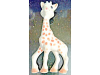 beige Vulli 200320.0 So Pure Sophie the Giraffe Bei/ßring aus Naturkautschuk