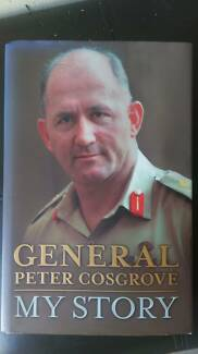 General Peter Cosgrove - My Story - book, good condition
