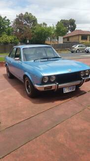 1974 Fiat 124 Coupe Box Hill Whitehorse Area Preview