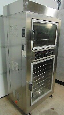 Nu-vu Oven Proofer Electric Sub-123 1 Or 3 Phase