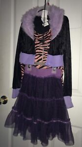 Monster High Clawdene Wolf- Girls Halloween costume