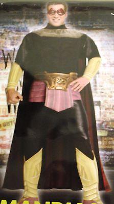 RUBIES HALLOWEEN COSTUME WATCHMEN OZYMANDIAS ADULT MEN'S COSTUME PLUS SIZE 46-52](Ozymandias Watchmen Costume)