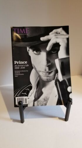PRINCE Time Magazine Commemorative Edition 2016
