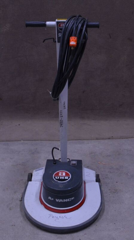 "Advance Whirlamatic 20 UHS 20"" Floor Buffer Long Cord *Works Good*"