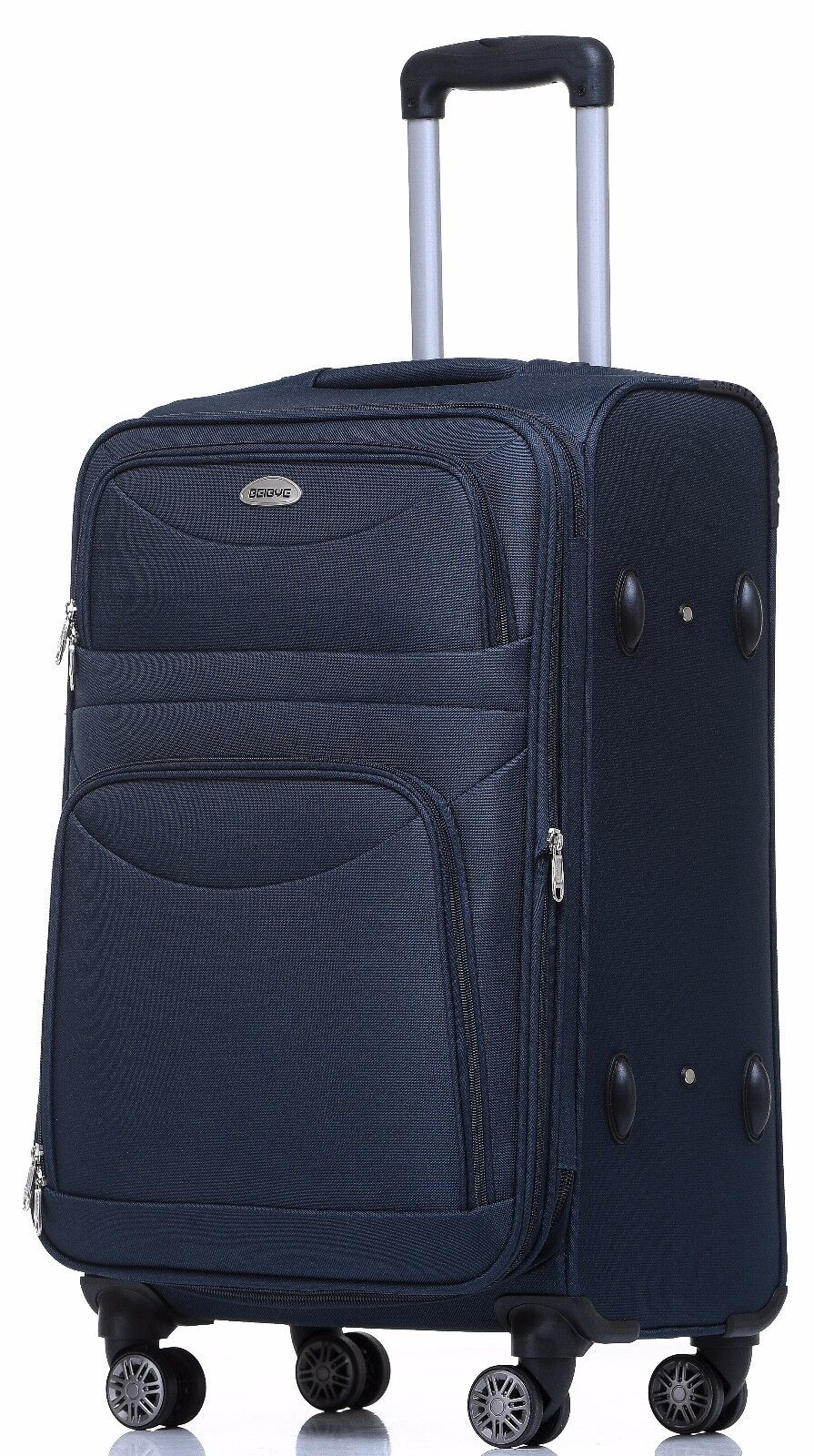 BEIBYE 8009 TSA Schloß Stoff Trolley Reisekoffer Koffer Kofferset Gepäckset