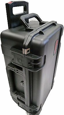 Black SKB Case with foam - Includes Pelican 1510 foam set - black with foam