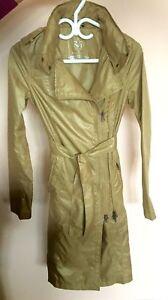 Like NEW Mackage trench coat