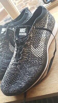 Nike Flyknit Racer UK mens 7.5 eu 42 - mint condition