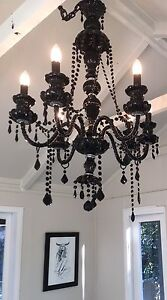 Glass Chandilier Currumbin Gold Coast South Preview