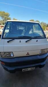 2003 Mitsubishi Express MWB Manual Van/Minivan