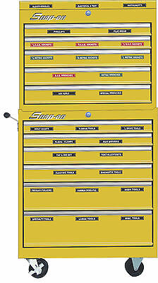 Adhesive Toolbox Labels Fits All Craftsman Tool Boxes