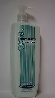 New California Tan Total Immersion Step 3 Moisturizer After Tanning Lotion