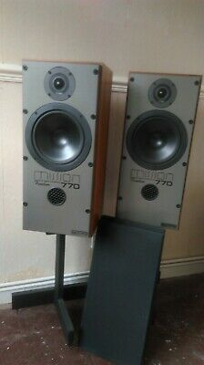 Mission 770 Freedom 100 Watt Speakers (1 Pair)