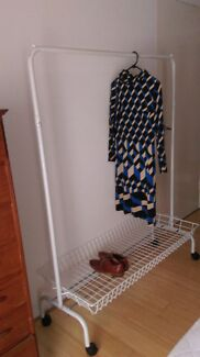 Sturdy clothes rack Moore Park Inner Sydney Preview
