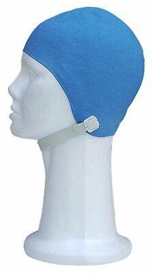 CHEX 100/% Silicone Swimming Swim Hat Cap Beijing Pirates Pink Silver Purple USA