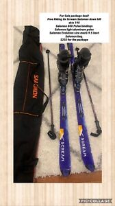 Downhill and cross Country Skis, snow shoes, snowboard