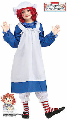 Child Raggedy Ann Rag Doll Costume  - Rag Doll Costume Kids