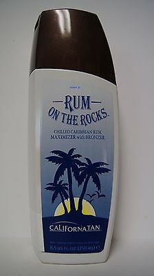 Bronze Maximizer (California Tan Rum On The Rocks Chilled Caribbean Rum Maximizer Bronzer