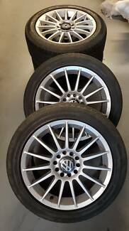 "Volkswagen 16"" Alloy Rims - Audi - Golf - Caddy - 5 Stud"