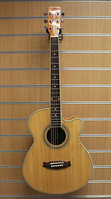 (wi1) Tanglewood DBT-SFCE-NG Semi Acoustic Guitar.