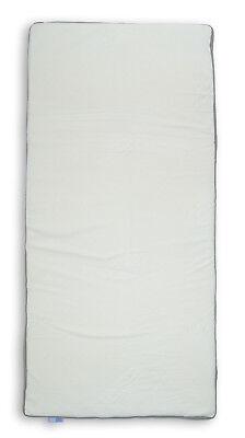 BODYFLEX Visko - Schaum Matratzentopper Klimaband ca. 90 x 190 cm H. ca. 4 cm