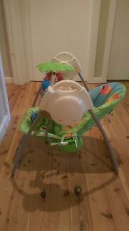 Fisher Price Baby Jungle Swing Rathmines Lake Macquarie Area Preview