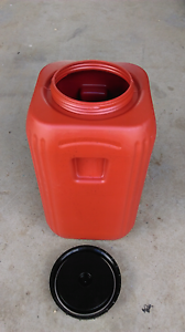 Food grade plastic drums container Toowoomba Toowoomba City Preview