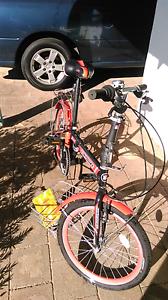 Folding bicycle - Euro Bike Greenfields Mandurah Area Preview