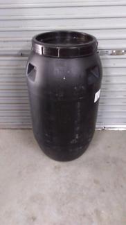 Food grade 200lt screw top drums