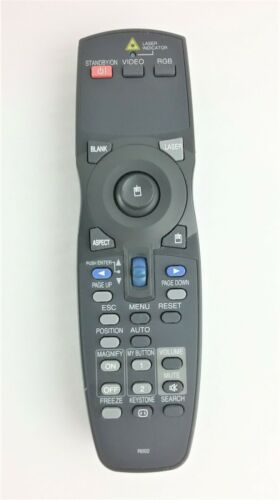 Hitachi Dukane Projector Remote Control JQA R002  Laser HL02194 CPX505 IMAGEPRO