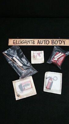 Miniature Car Auto Body Garage Parts Lot of 6 dollhouse – NIP c 1990's Wholesale Auto Body Parts