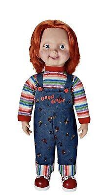 SOLD OUT Spirit HALLOWEEN 30inch Good Guys Chucky Doll Child's Play NIB MINT