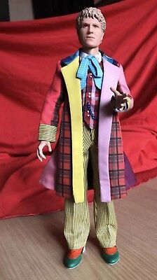 1:6th Scale, Custom one off 6th Doctor Similar To Big Chief Figures