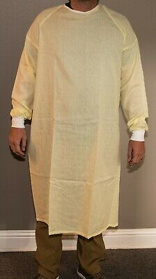 Reusable Surgical Gown Medicaldental Aami Pb70 Level Ii Isolation Gown