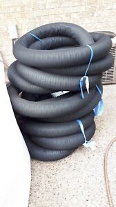French drain pipe