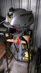 For Sale Honda 2 HP 4 stroke outboard. Natone Burnie Area Preview
