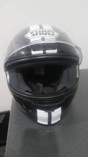 XL Black Shoei NXR Flagger TC5