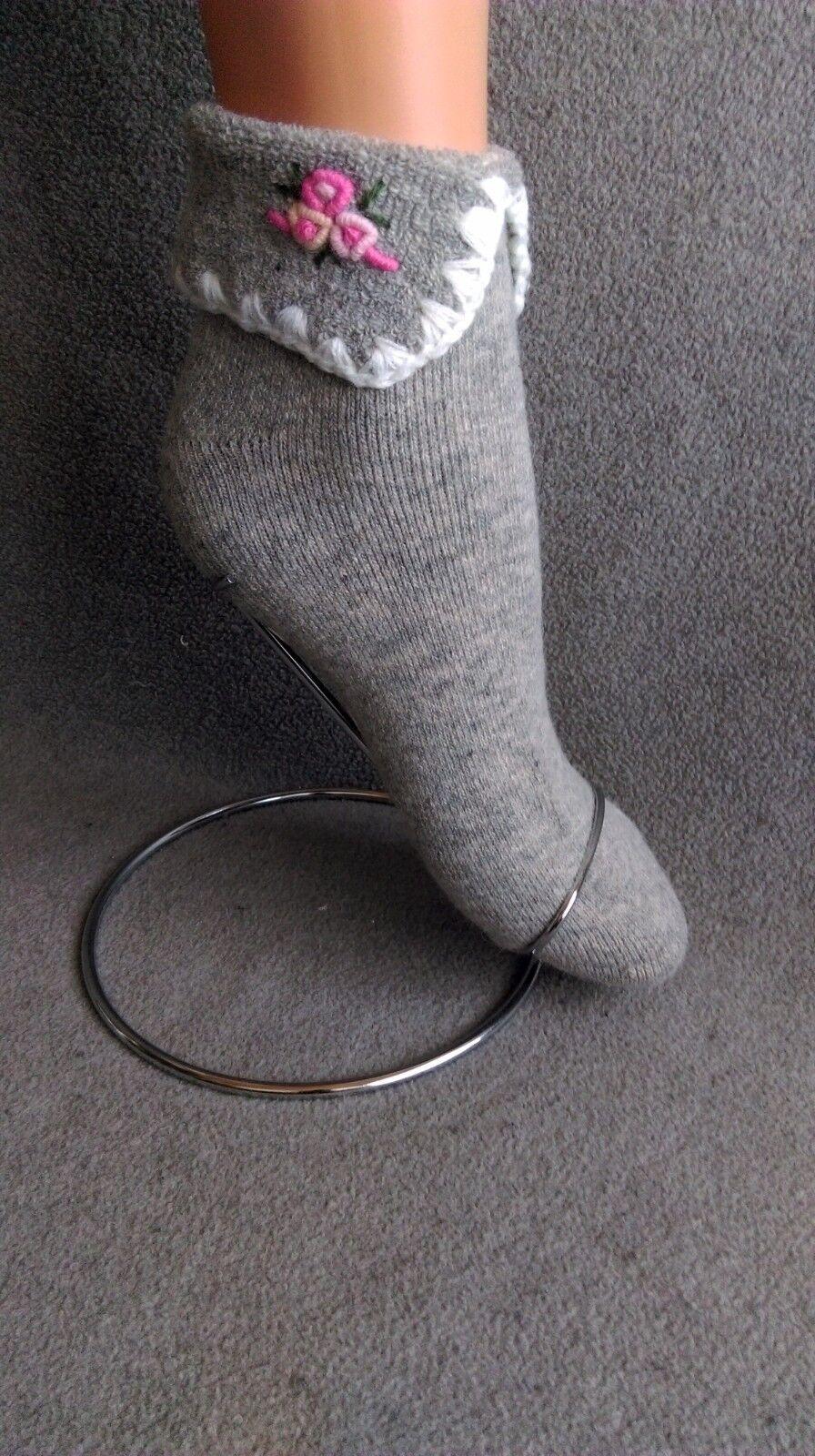 Markenqualität 20 P Socken Damensocken Gesundheitssocken venenfreundlich geprüft
