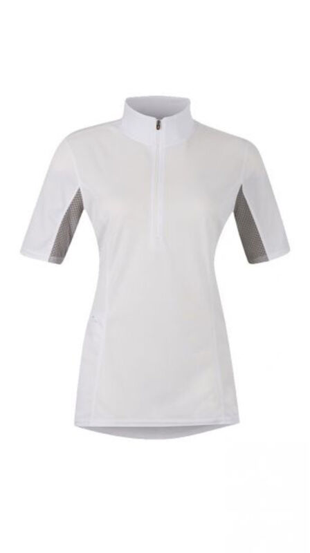Kerrits Hybrid Riding Shirt-L-White